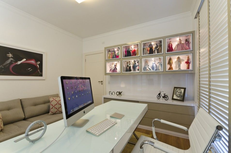 Home Office In Living Room Small Living Room Combo With Office ...