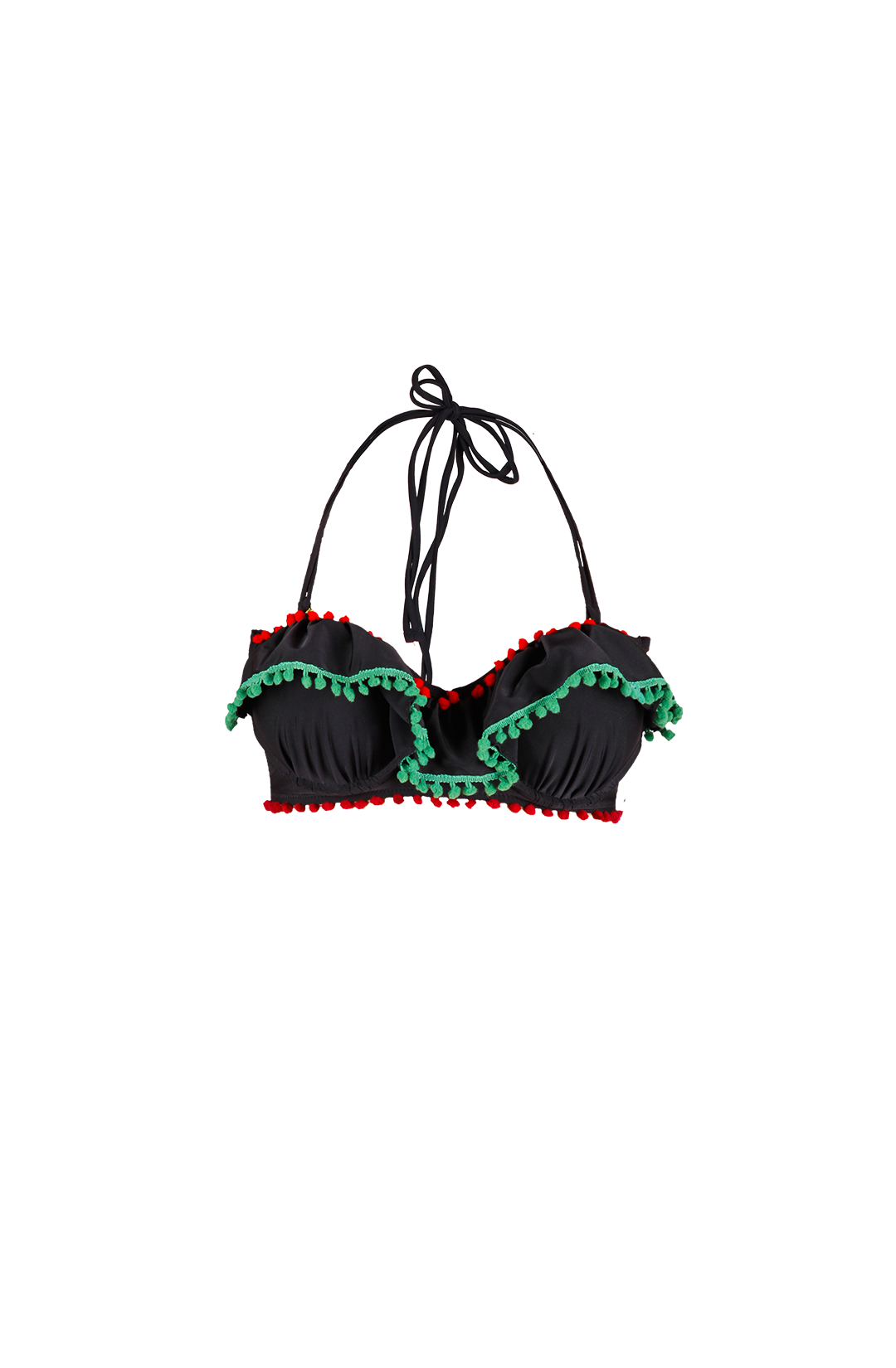 Pimienta Bikini top black - Tops - Swimwear - Online Store - Lena Hoschek Online Shop