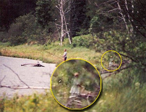 These photos of the paranormal will have you seeing things for Lake elizabeth fishing