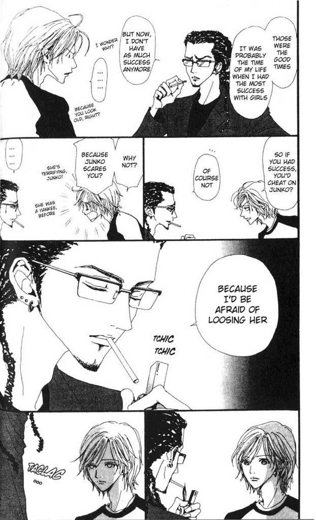 Nana quote Manga by Ai Yazawa Nana quotes, Nana