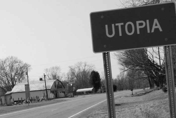 Drive through the two-street, dead-end town yourself and see if it really is an authentic ghost town —or haunted, as many claim it to be.
