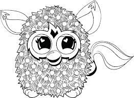 Imagini Pentru Furby Coloring Furby Furby Boom Coloring Pages