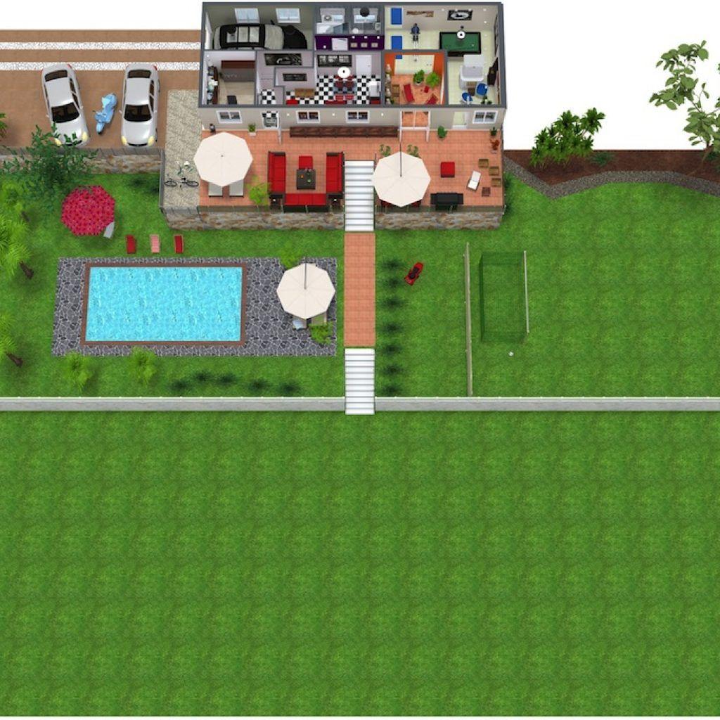 Garden Design Online Planner - Garden Design Roomsketcher 9 Free