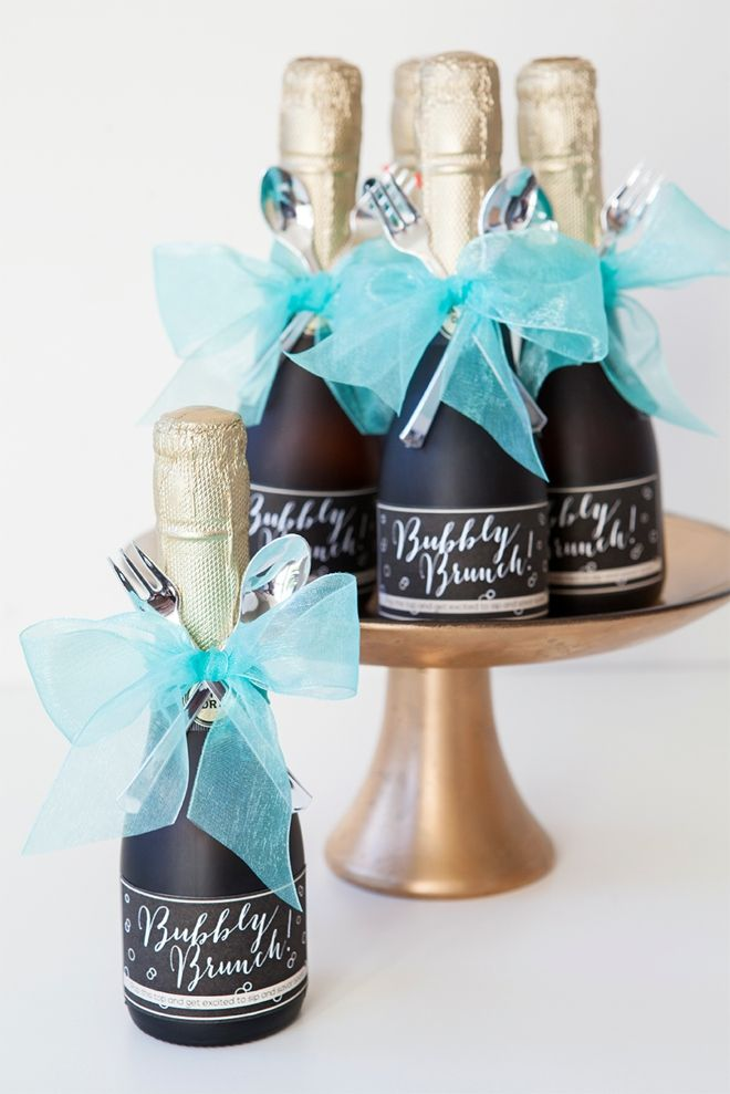 The Cutest Mini Champagnes to Sip on New Year\'s | Champagne, Minis ...