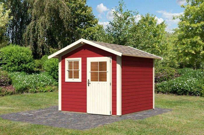 Karibu gartenhaus linau 3 64959 a z gartenhaus gmbh for Gunstiges gartenhaus