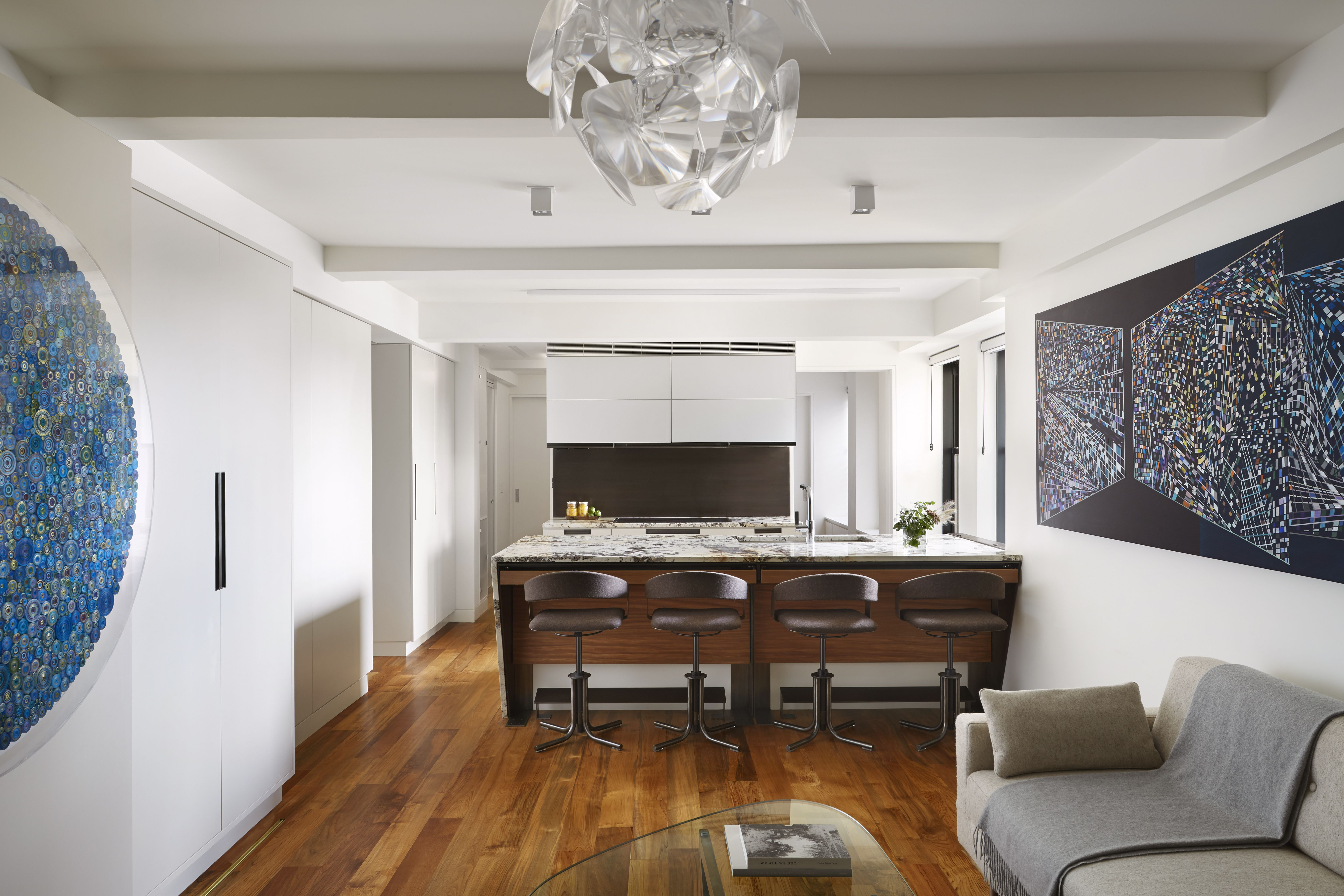 Pin by Balestri Architects on West 23rd NYC - 1 Bedroom ...