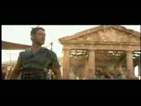 Motivação - Gladiador dublado..