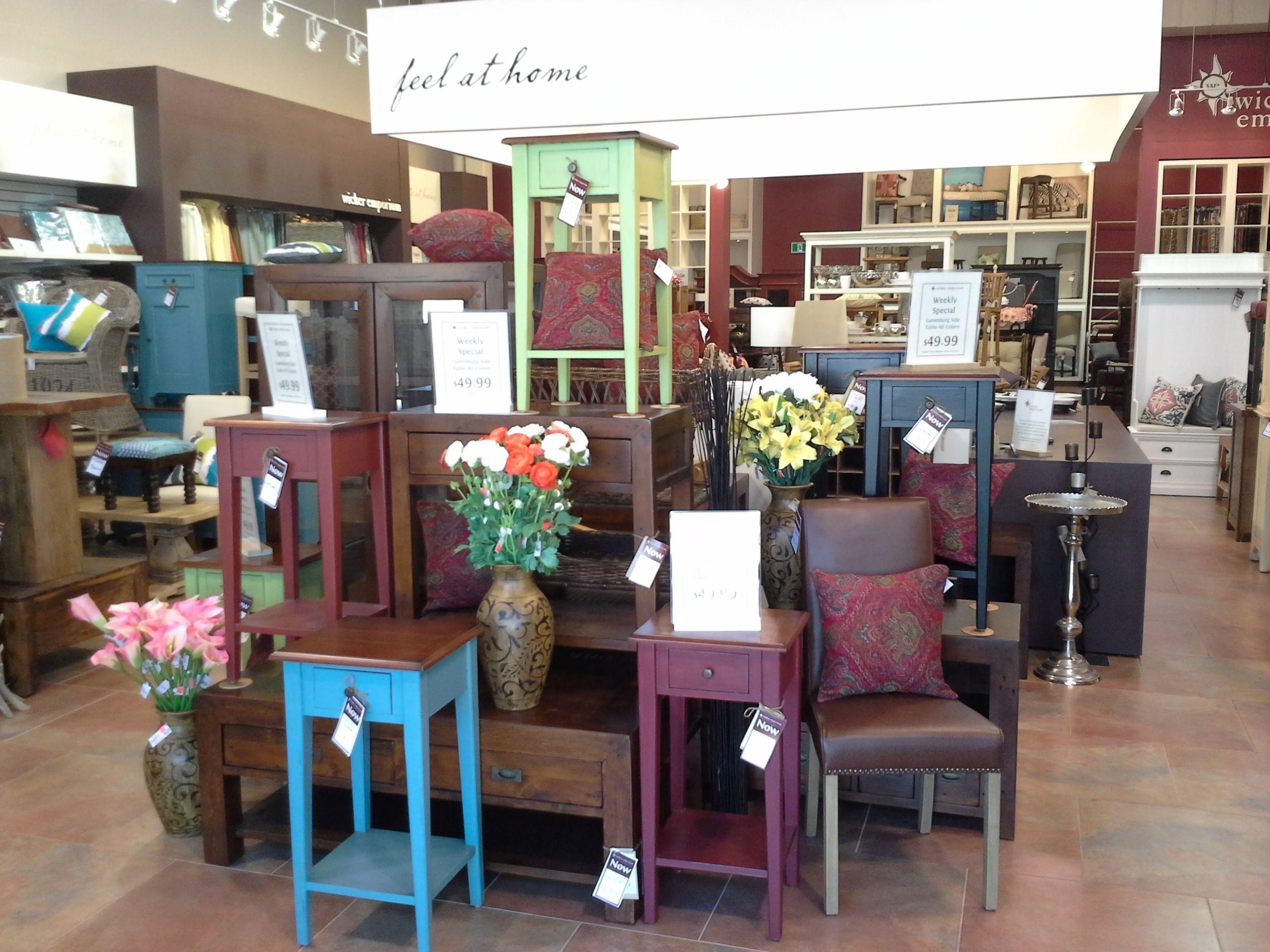 Wicker Emporium | Furniture And Home Decor | Www.wickeremporium.ca