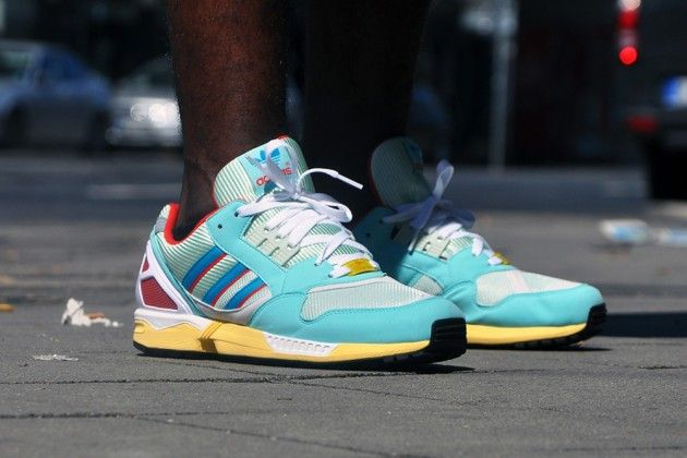 Adidas Originals Zx 9000 Og Hydra Turquoise Highsnobiety Best Sneakers Sneakers Sneakers Fashion