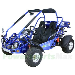 GK-M06 300cc Go Kart with Automatic Transmission w/Reverse