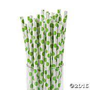 Lime Green Polka Dot Paper Straws (Pack of 2) orientaltra... https://www.amazon.com/dp/B01BRJHQXG/ref=cm_sw_r_pi_dp_v4eyxb3PX6ZZ7