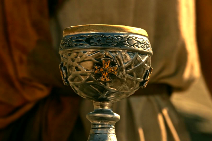 Do We Know What the Chalice that Jesus Used for His Last Ritual Passover Supper Looked Like? - The Catalog of Good Deeds | Chalice, Joseph of arimathea, Celtic myth