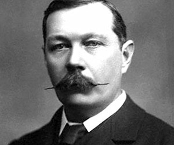15 Of The Greatest Literary Mustaches Arthur Conan Doyle Sir Arthur Conan Doyle Conan Doyle