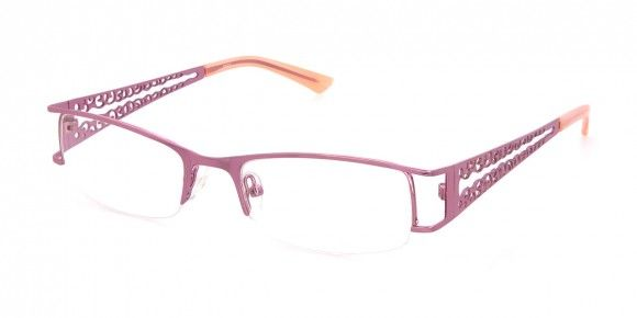 Brigid Pale Violet Red Women's Glasses