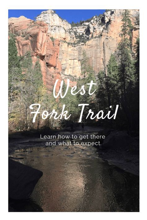 A Complete Guide To Hiking West Fork Sedona West Fork