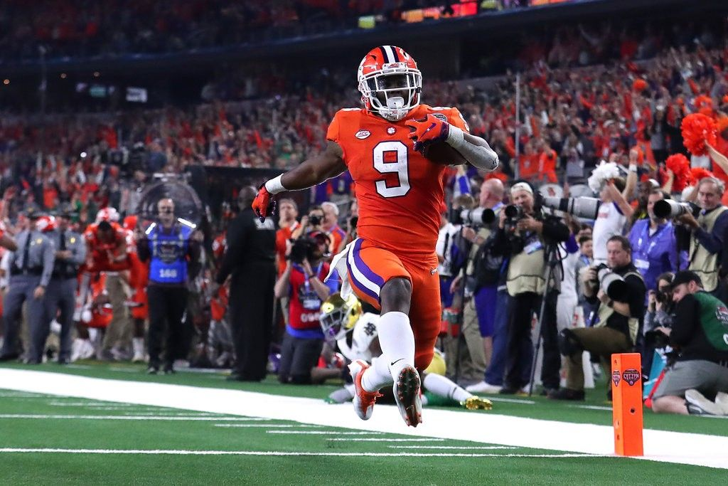 Clemson Crushes Notre Dame to Reach Its 3rd National Title