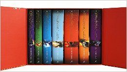 Harry Potter: The Complete Collection Hardcover [7-Volume, Children's Book Boxed Set]:  YES PLEEEEASE!!!!