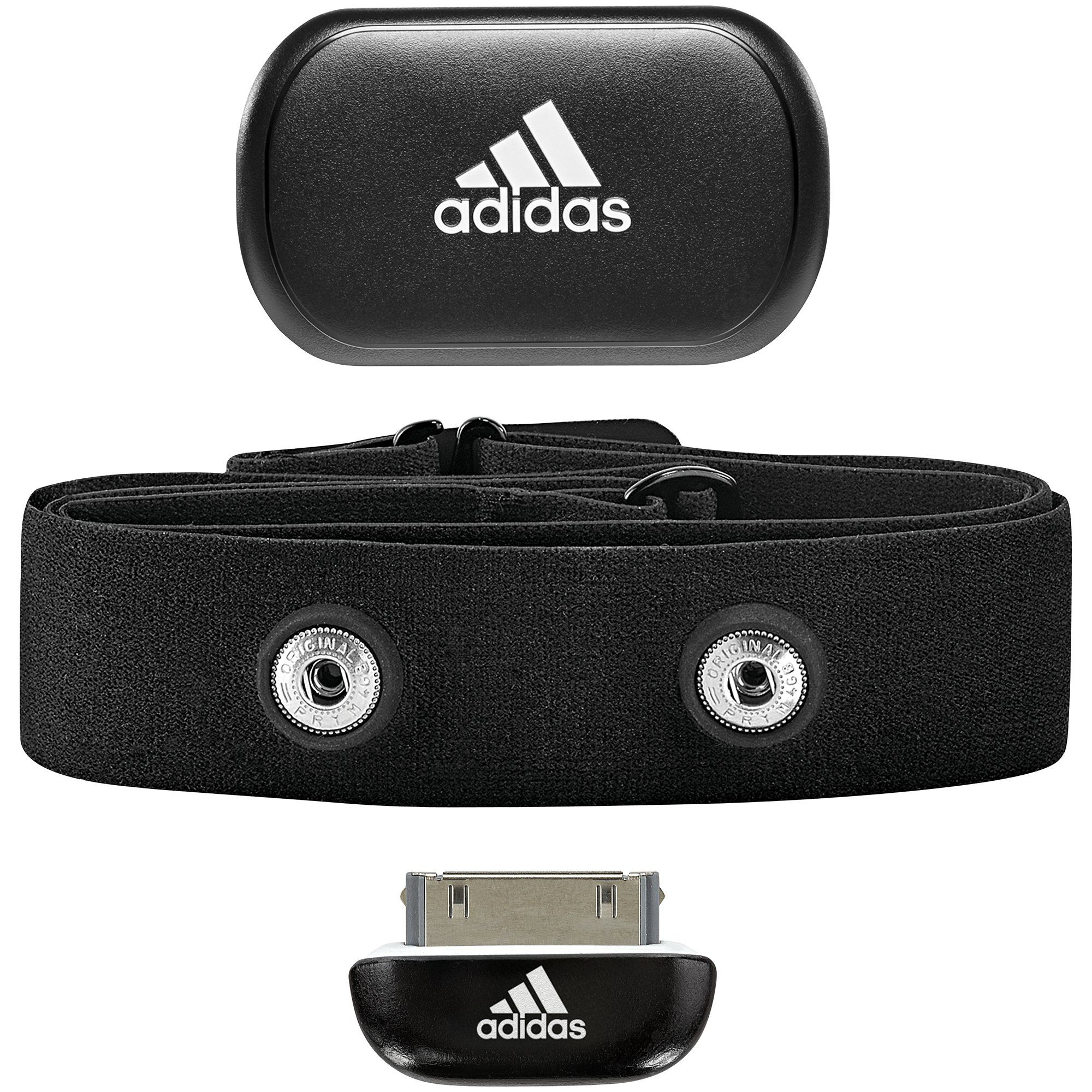 This Adidas MiCoach Connect Heart Rate Monitor Instantly