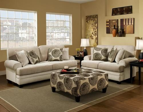 2 Pc Albany Groovy Beige Sofa Loveseat Set 8642 So The Teddy Bear Living Room Sets Rustic Living Room Furniture Ikea Living Room Furniture