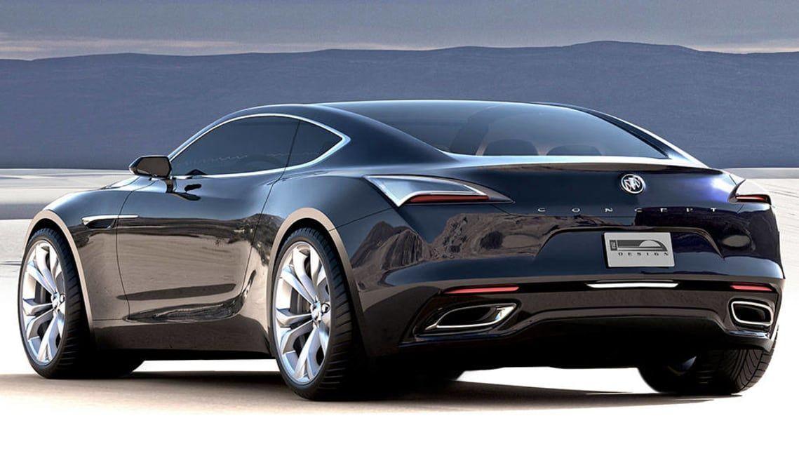 Monaro concept car