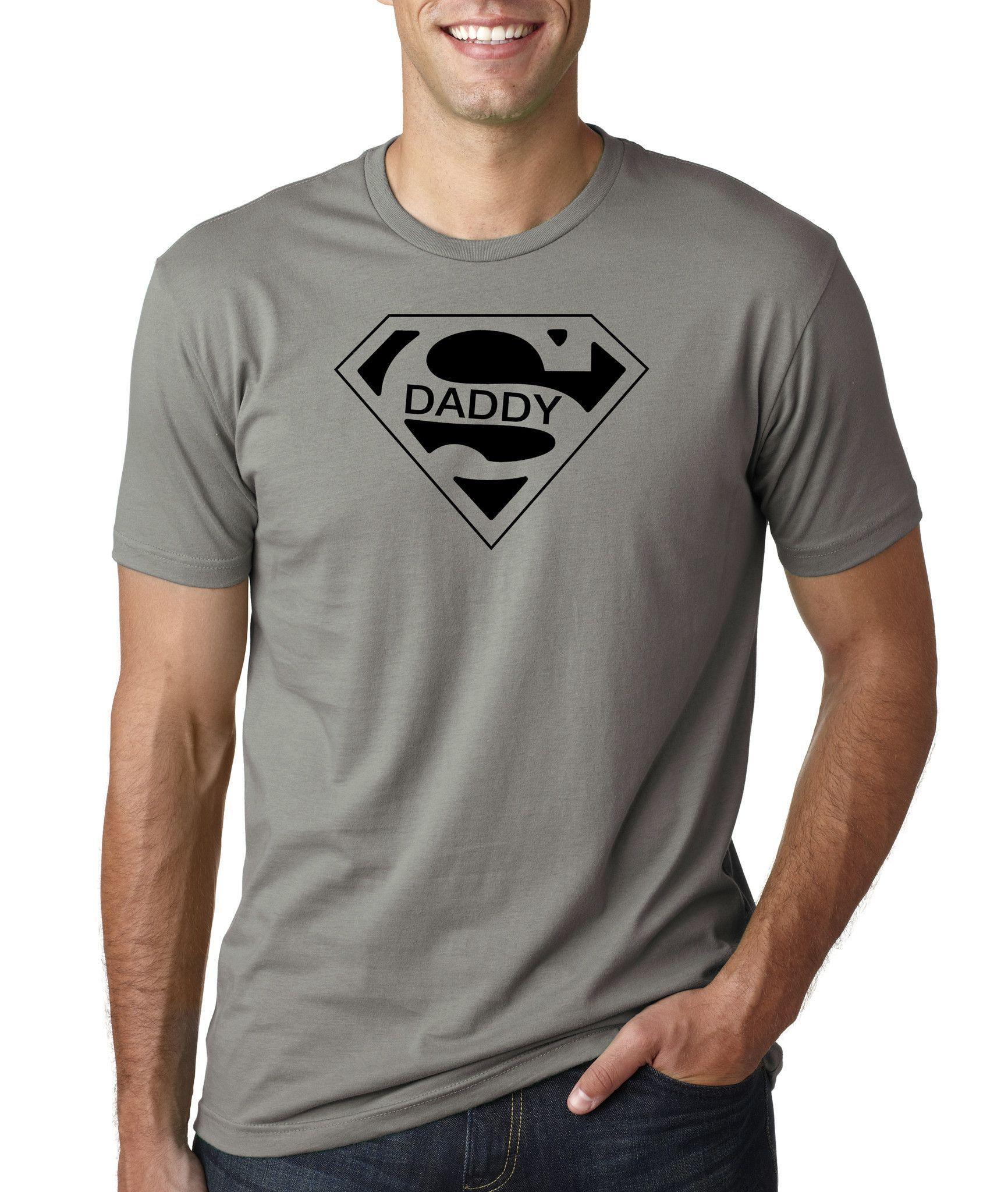 Super Daddy Shirt Birthday Dad Vintage AgeBirthday T