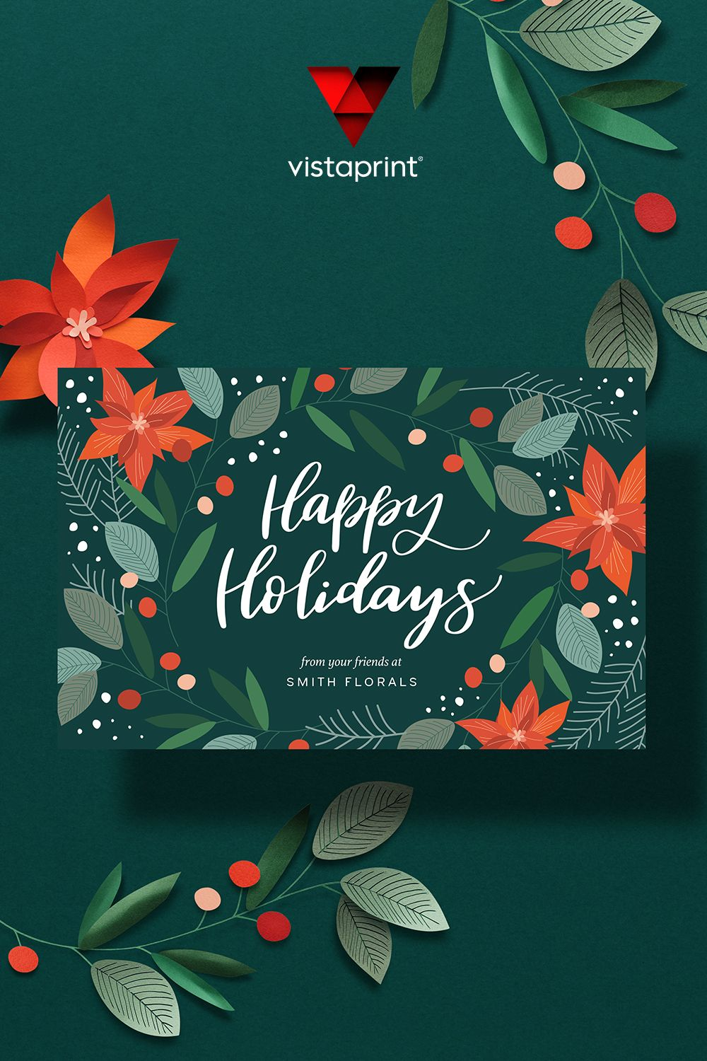 Make your holiday cards so unique, they light up your loved-one's day. From embossed foil to scalloped edges, these little touches help make your card feel extra special.