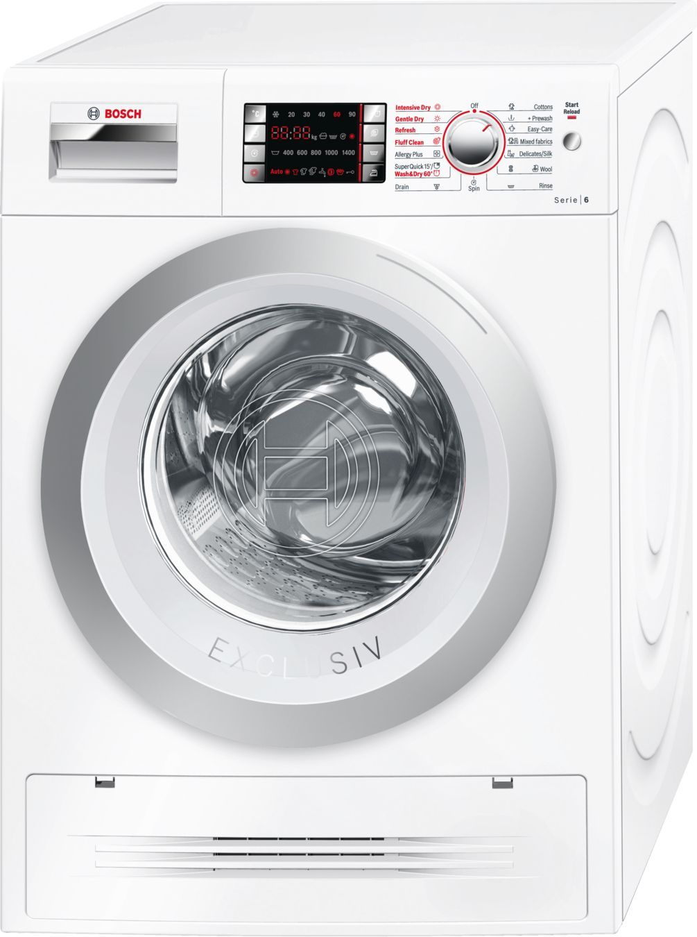Washer Dryer Serie 6 WVH28490AU BOSCH (With images