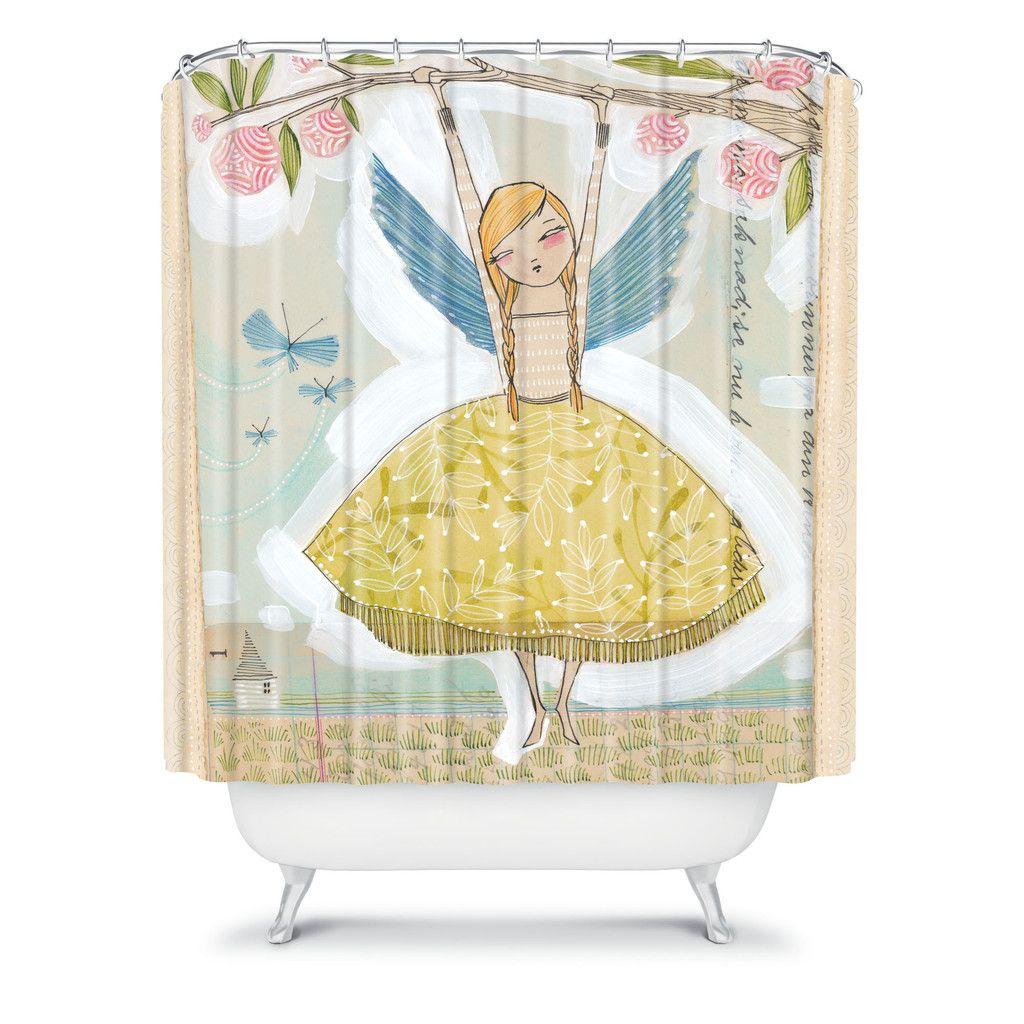 Cori Dantini Make A Little Memory Shower Curtain Baths