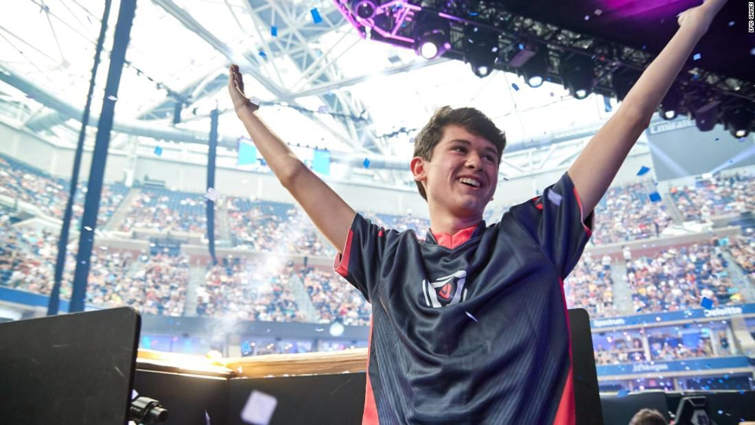Fortnite Gives Away 3 Million To Its First Ever Solo World Champion World Cup Winners World Cup World Cup Champions