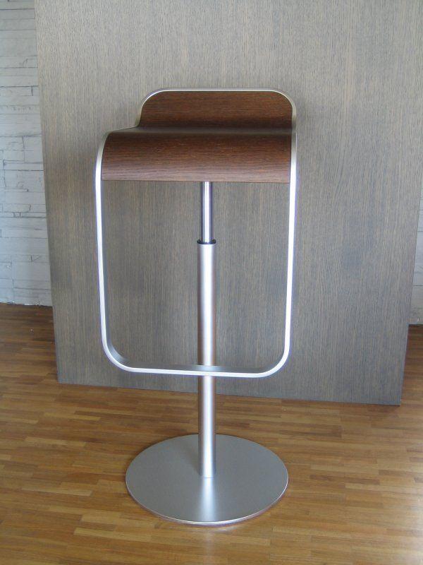 Delightful Einfache Dekoration Und Mobel Lem Barhocker Von La Palma Ein Designklassiker 2 #14: Barhocker Mod. LEM Von La Palma