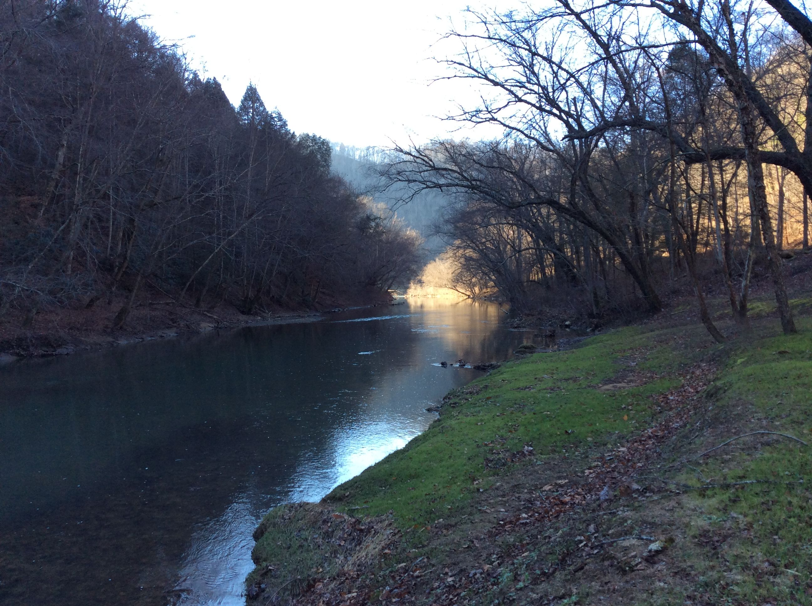 Middle Fork of Kentucky River, Wendover, KY., FNS, Photo