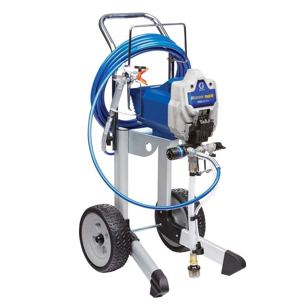 Graco magnum prox19 cart airless paint sprayer17g180