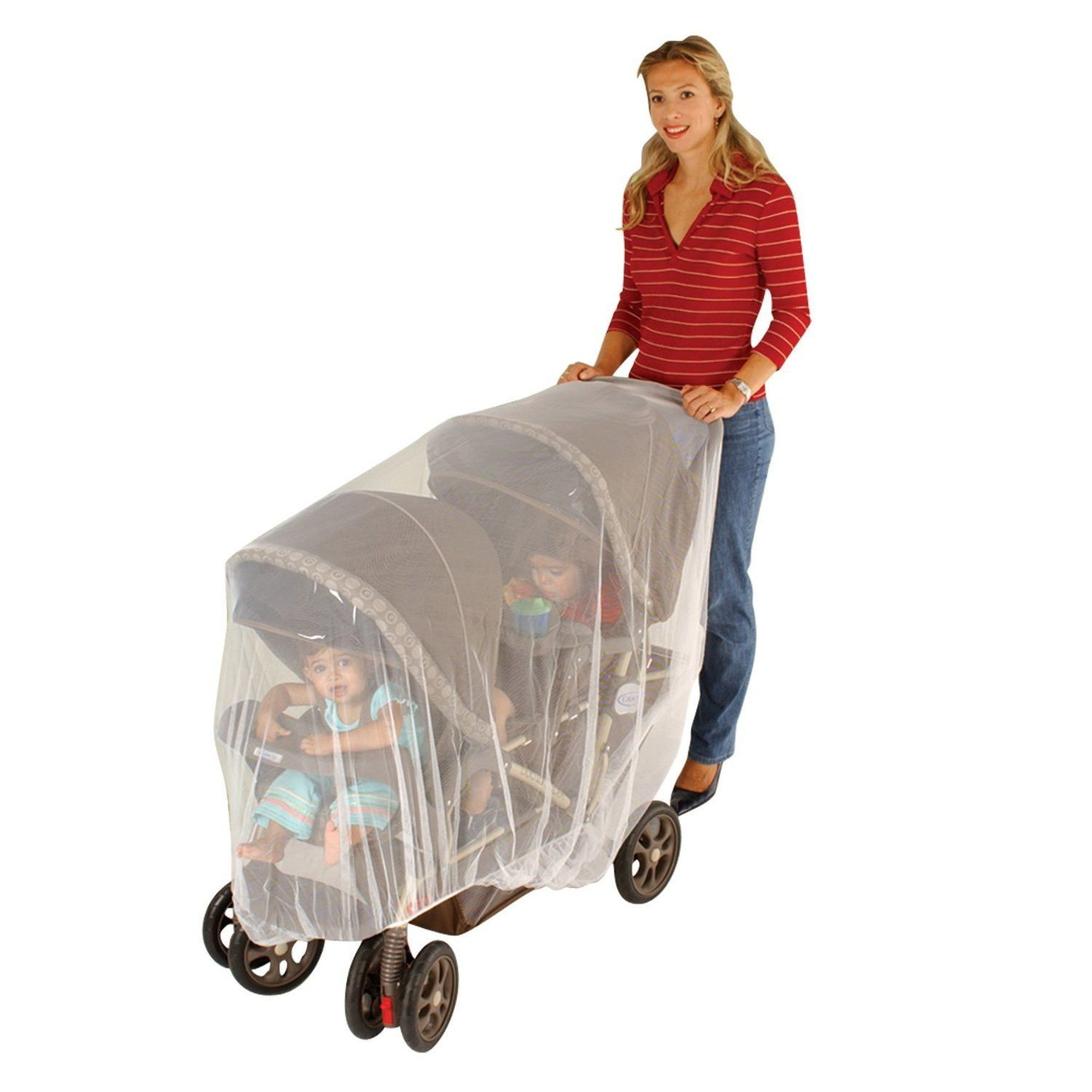 Jeep Double Stroller Netting Tandem stroller, Double