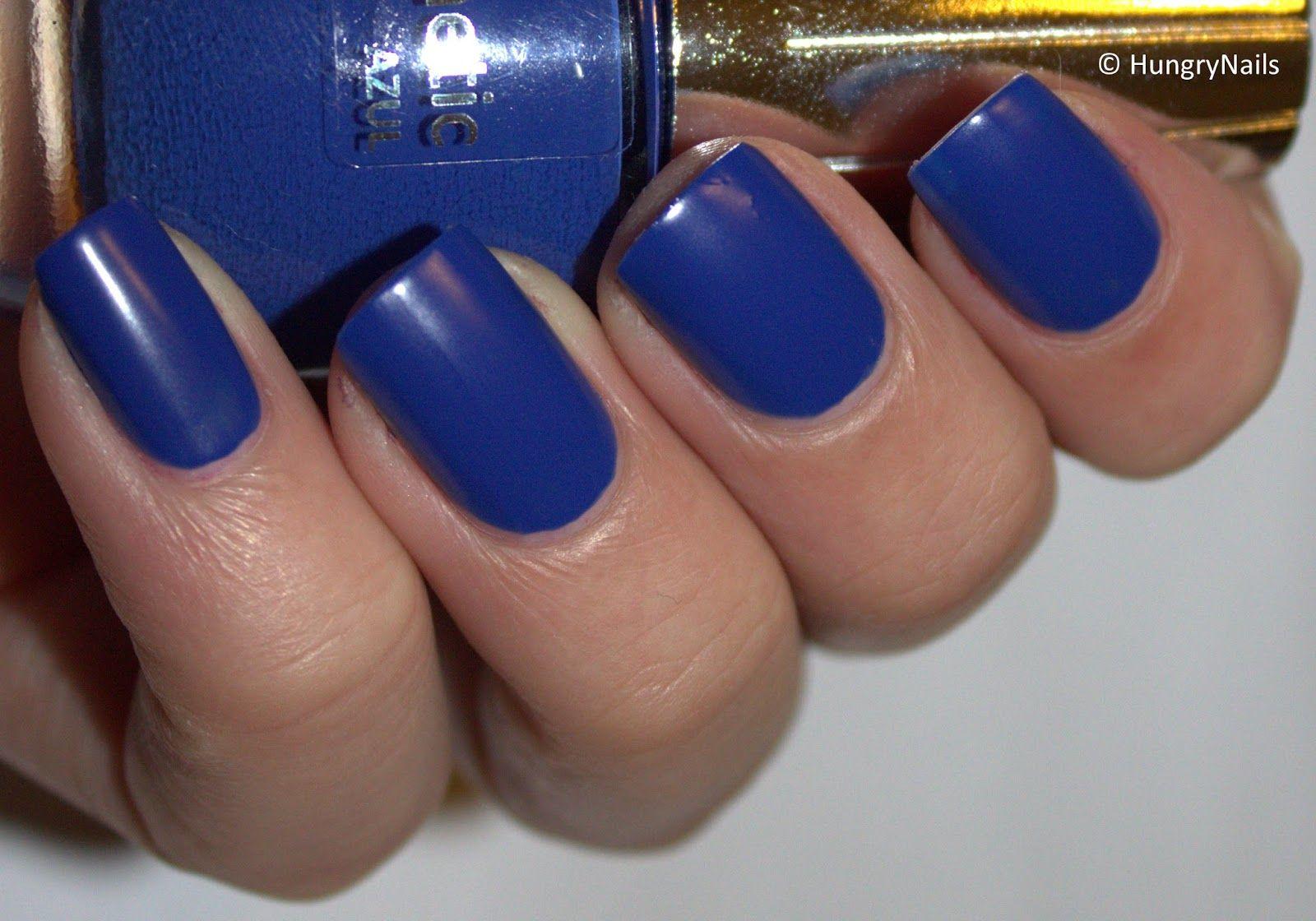 In Cosmetic Azul