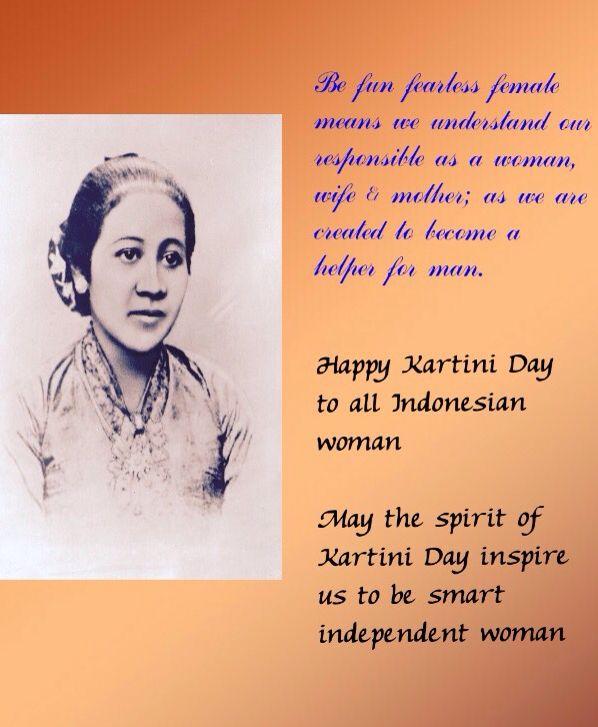 Kutipan Ra Kartini : kutipan, kartini, Wisdom, Celebrate, Kartini's, Kepemimpinan