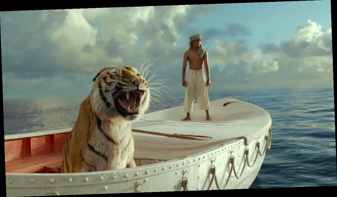 Vita Di Pi Film Completo Hd Streaming Italiano Life Of Pi Life Of Pi Tiger Favorite Movies