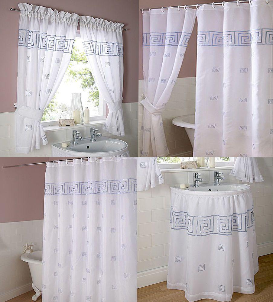 Bathroom window voiles ideas Pinterest Bathroom windows