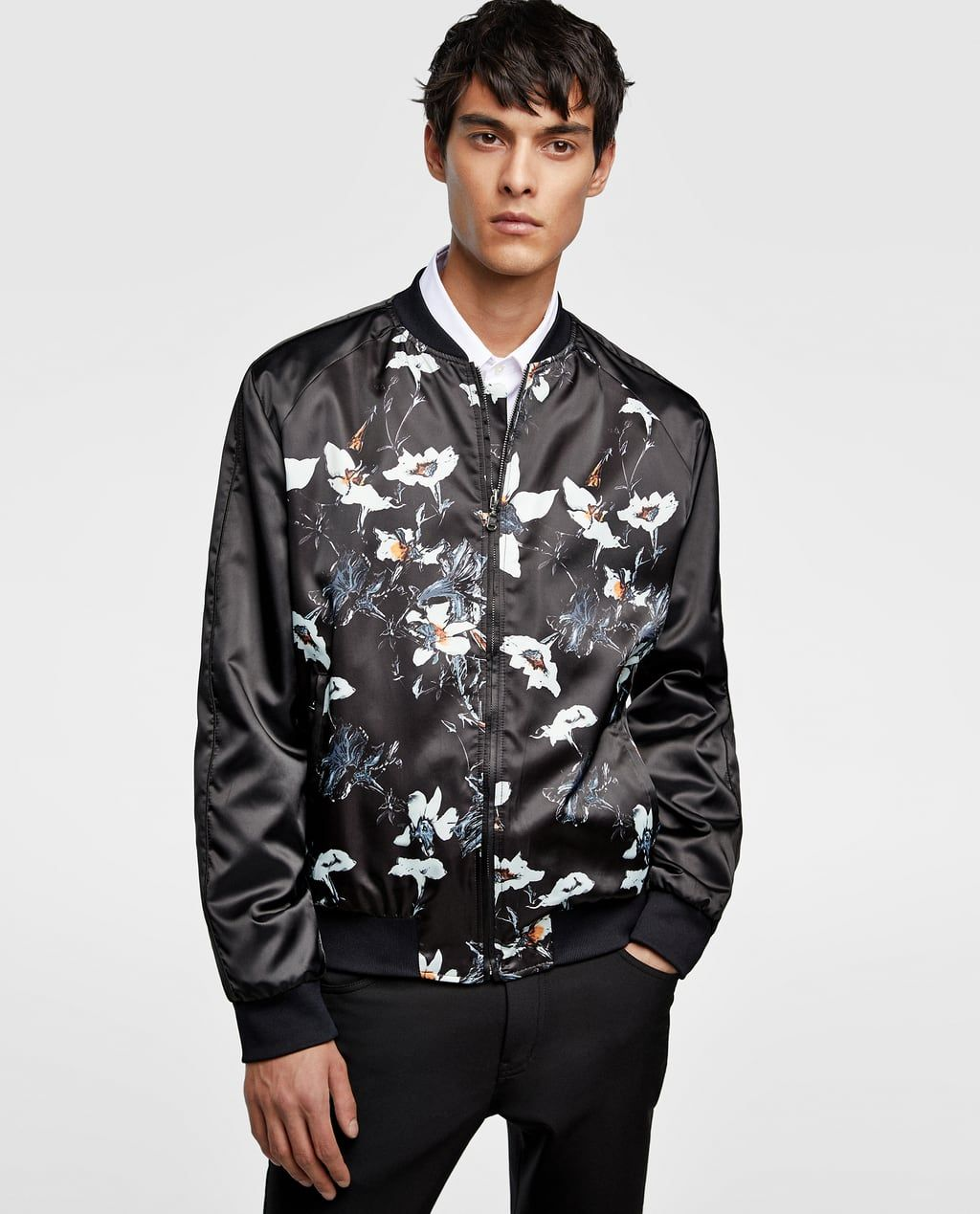 Men's New In Clothes New Collection Online ZARA United