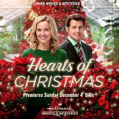 Hearts Of Christmas.Popular Movie Collectables Favorite Movies Shows