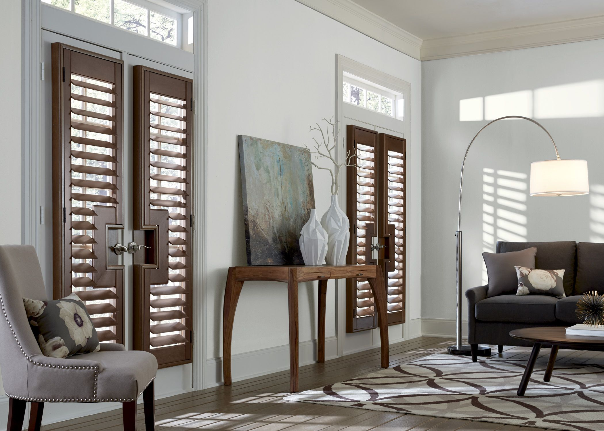 Professional Home Decorating And Designer Products In 2020 Interior Doors For Sale Home Decor Custom Shutters #plantation #shutters #in #living #room