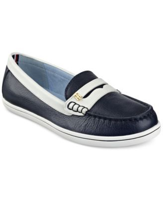 368c1c616 Tommy Hilfiger Women s Butter Penny Loafers