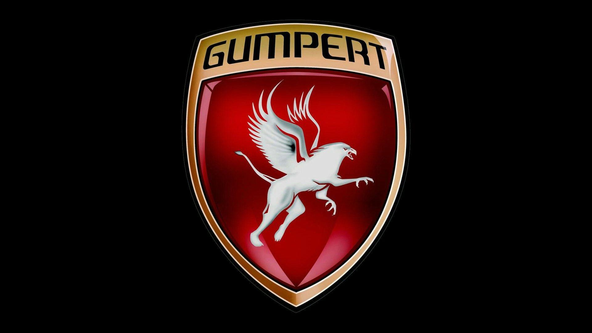 Gumpert Logo, HD, Png, Meaning, Information