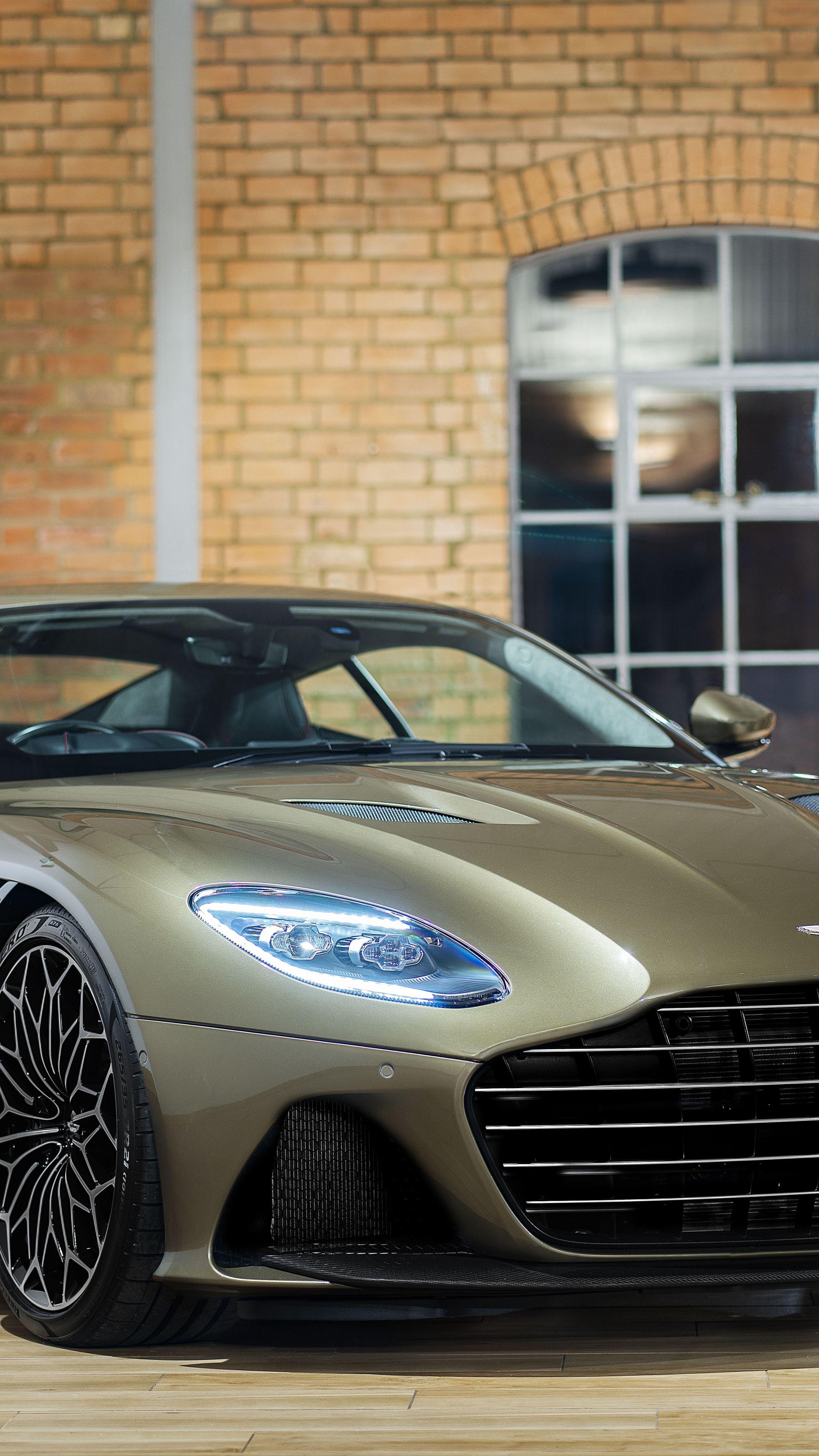 2160x3840 Luxury Car Aston Martin Dbs Superleggera Luxurious Green Wallpaper Aston Martin Dbs Aston Martin Superleggera
