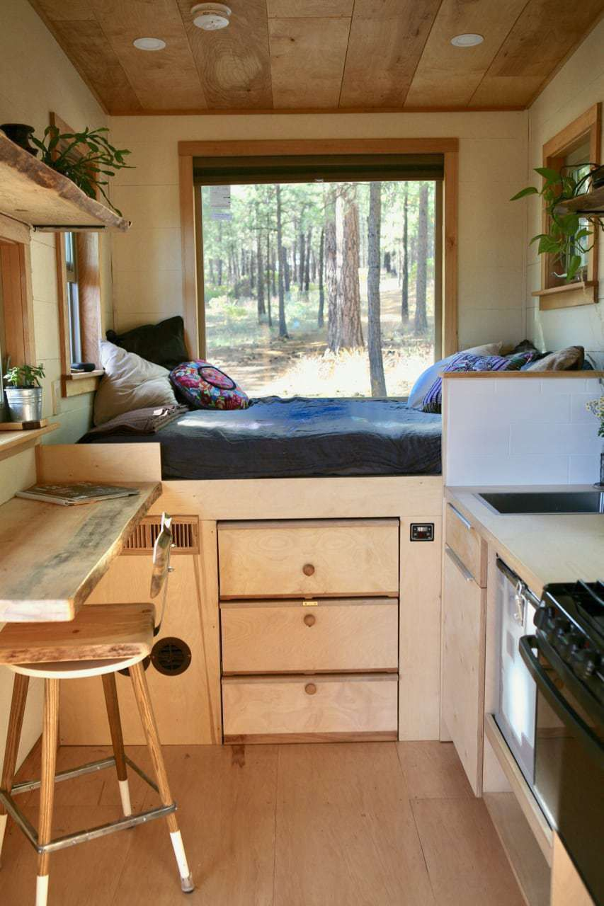 Photo of McKenzie by Wood Iron Tiny Homes – Tiny Living