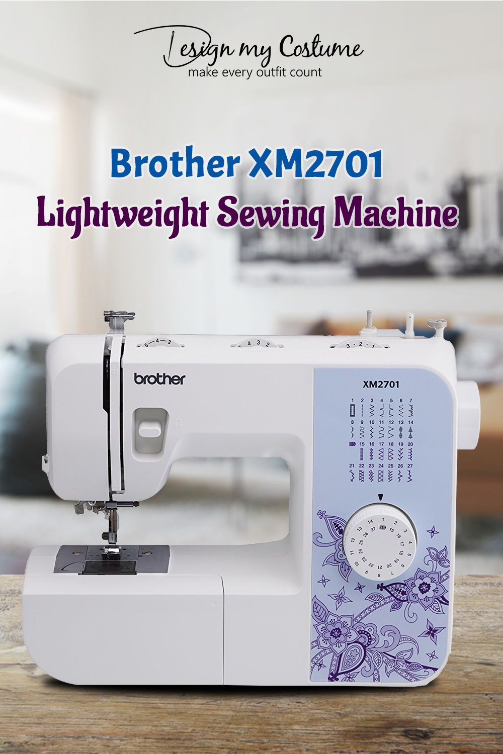Brother Sewing Machine Comparison Chart And Embroidery New