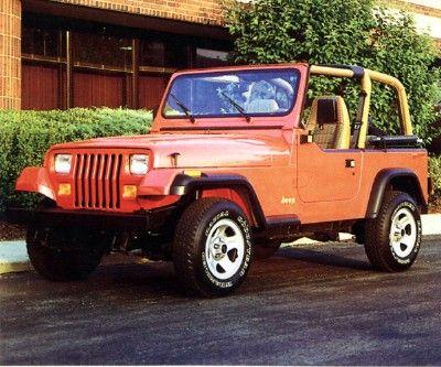 Jeep Yj Wrangler Rio Grande Jeep Yj Jeep Jeep Wrangler Rubicon
