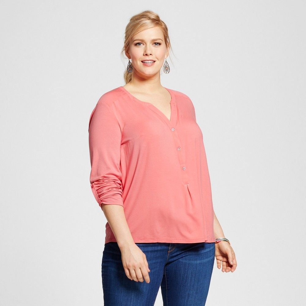Womenus plus size mixed media popover products pinterest mixed
