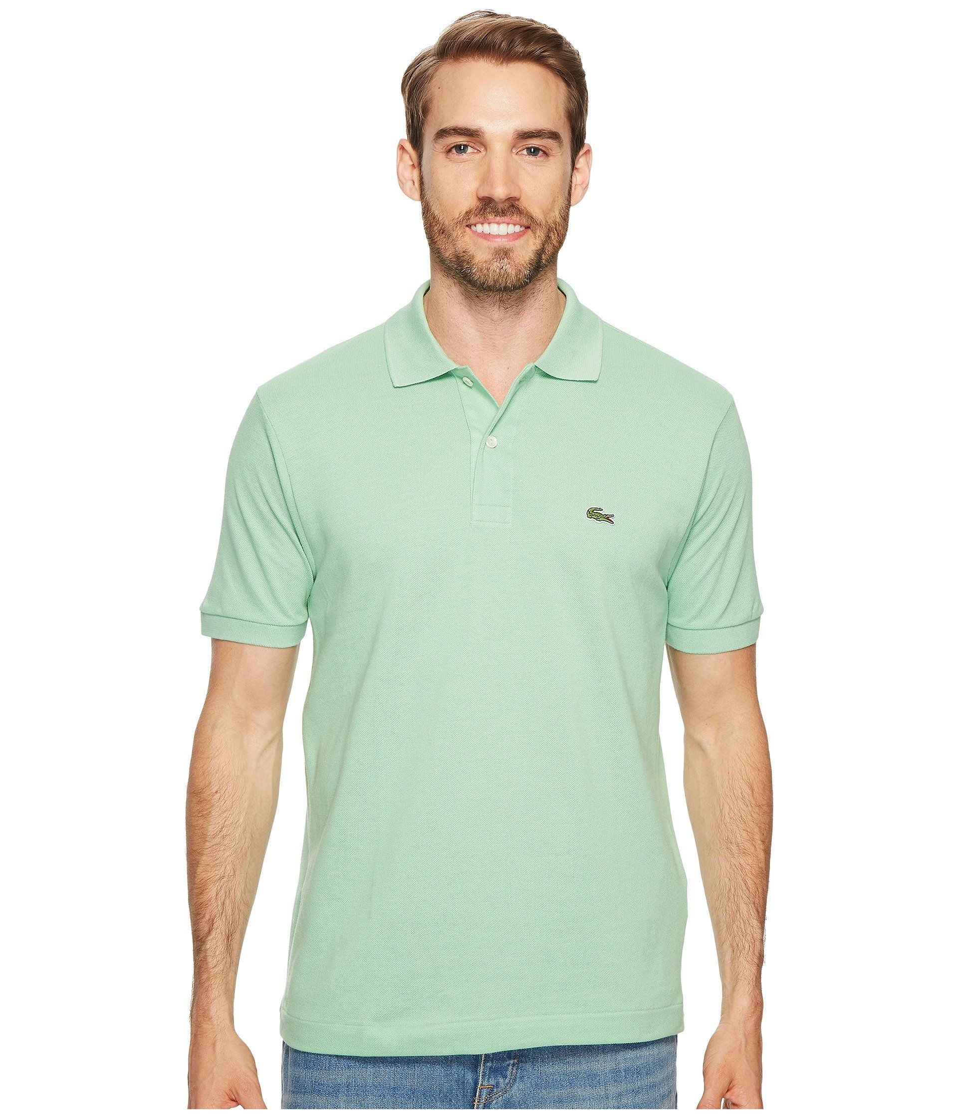 718887b78f LACOSTE L1212 Classic Pique Polo Shirt. #lacoste #cloth # | Lacoste ...