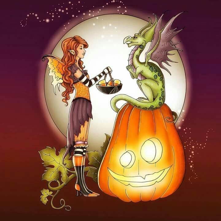 Pin By Ailyn On Amy Brown's Halloween