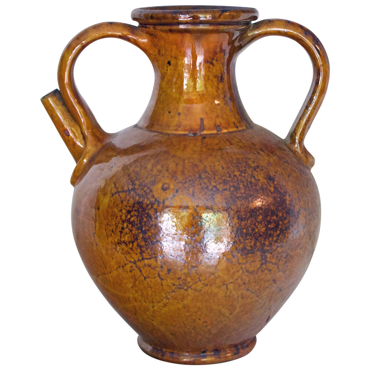 """Southern French Water Jug by """"Vieux Biot"""" 